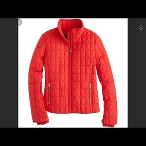 Jcrew Quilted Puffer Size XS